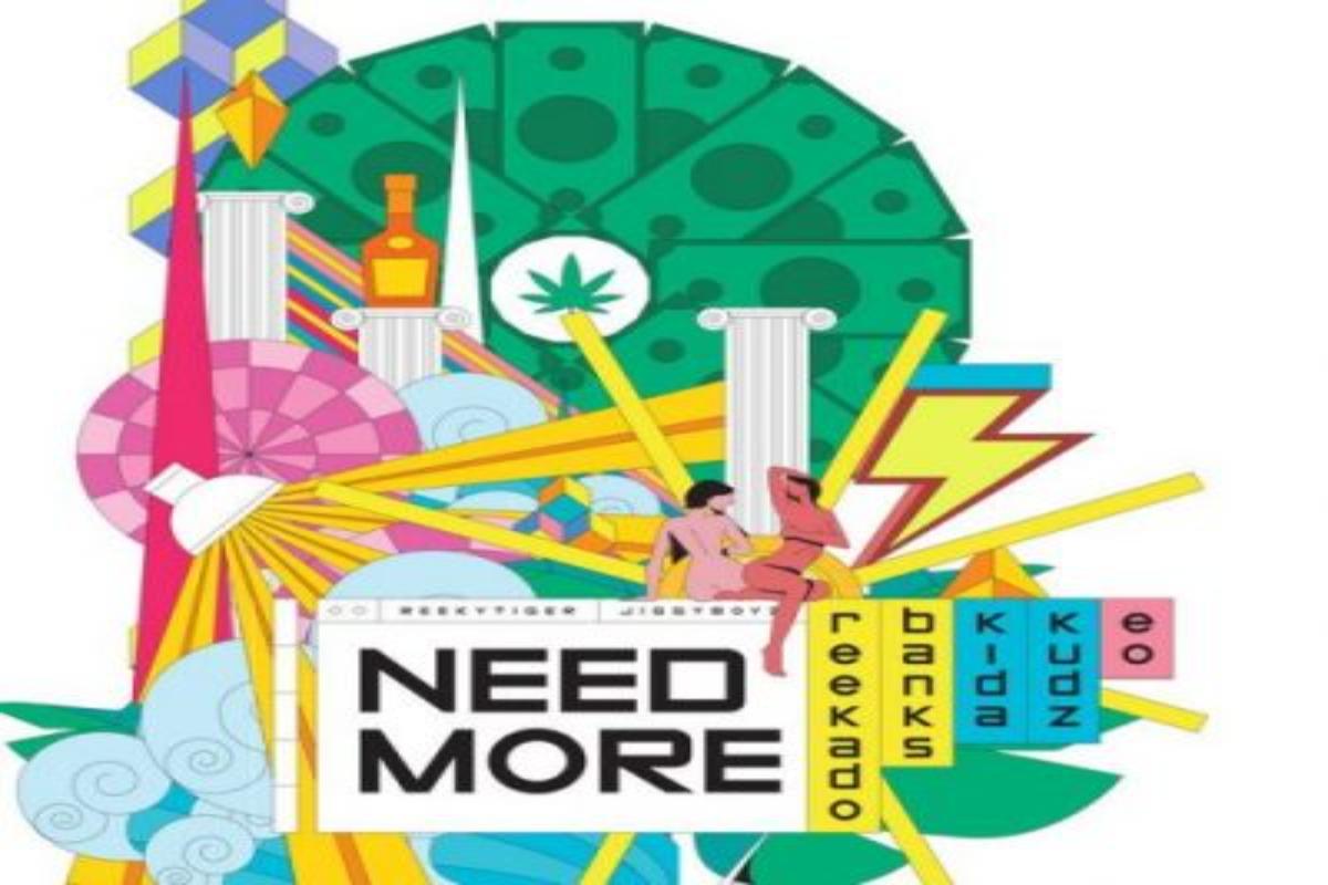 DOWNLOAD: Reekado Banks – Need More ft Kida Kudz X EO thumbnail