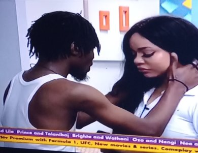 BBNaija: Nengi in tears after being snubbed by Ozo at party (VIDEO)