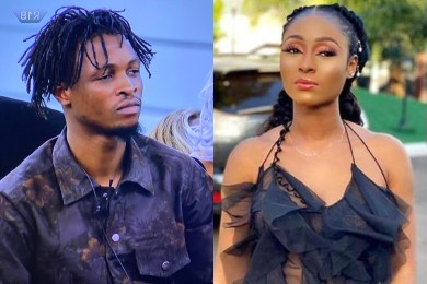 BBNaija 2020: Drama As Another Lady Claims She Was In A Romantic Relationship With Laycon For 5 Years And He Promised To Marry Her