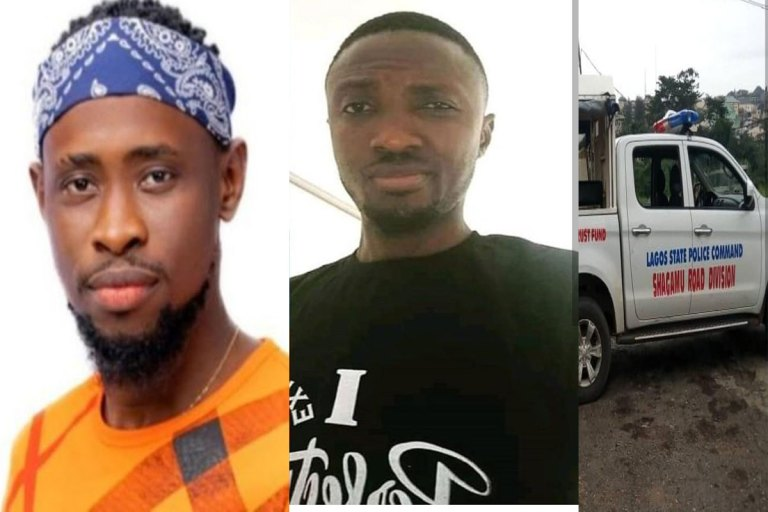 Trickytee's Friend Dies In Road Accident While Reportedly Being Chased By Lagos Policemen