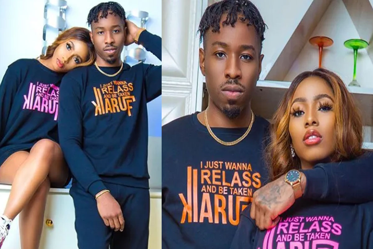The Moment Everyone Thought Ike Onyema Was Going To Propose To Mercy Eke At Her Birthday Party - Video - GH Gossip
