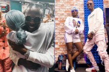 Watch emotional moment Laycon met his crush, Kemi Smallz (Video)