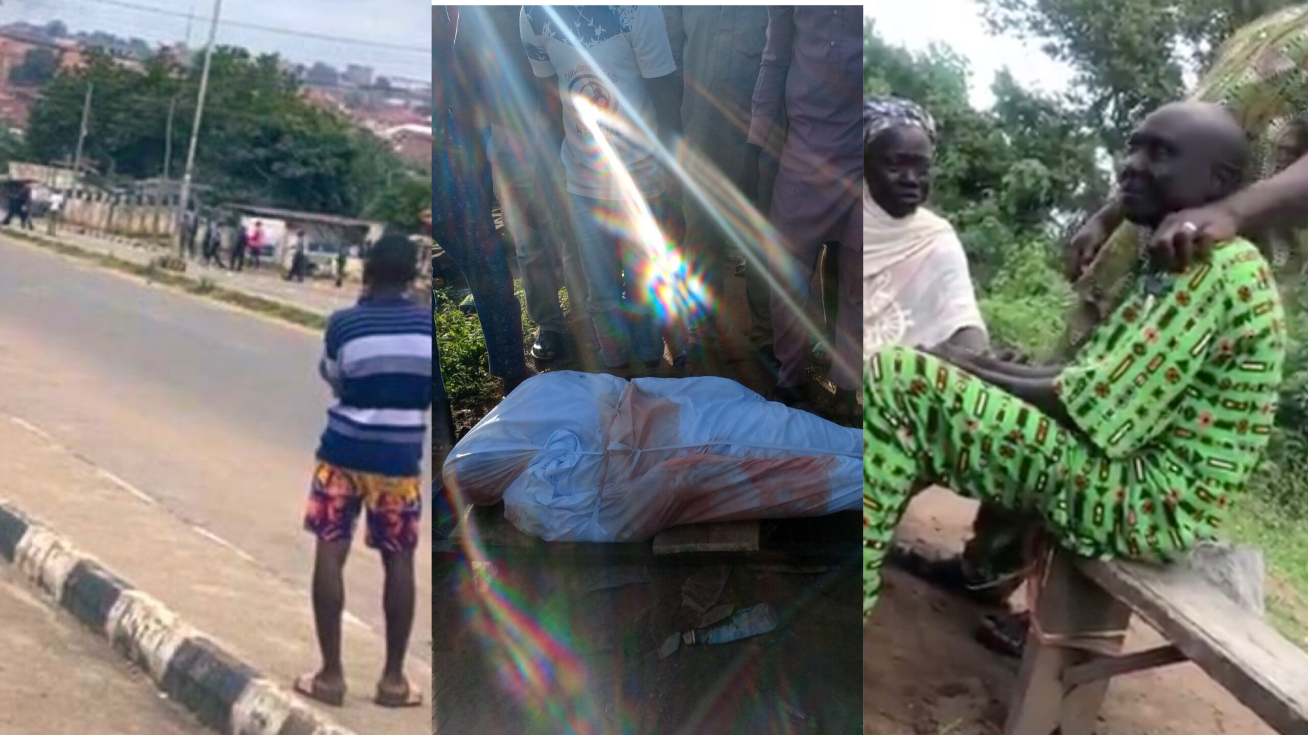 ENDSARS: Father Of Jimoh Isiaka Killed In Ogbomosho Protests Weeps Bitterly  (VIDEO)