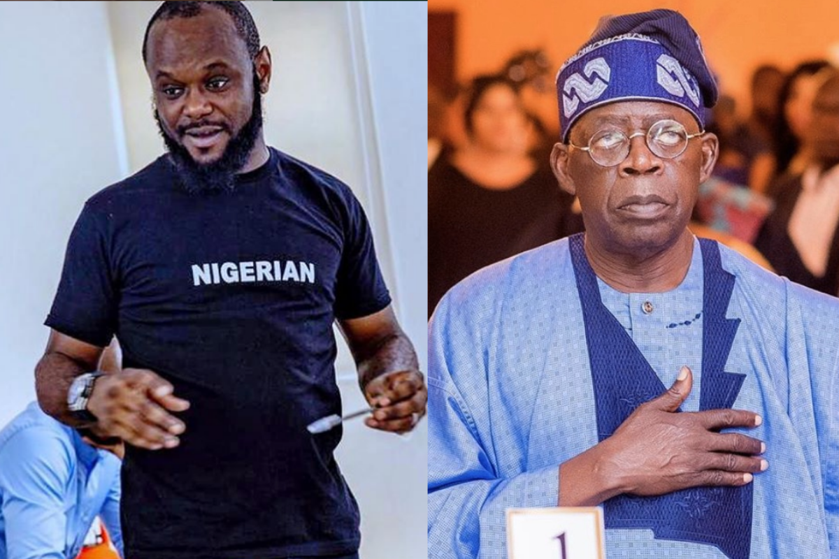 Bola Tinubu's Son Allegedly Kidnapped In London (VIDEO)