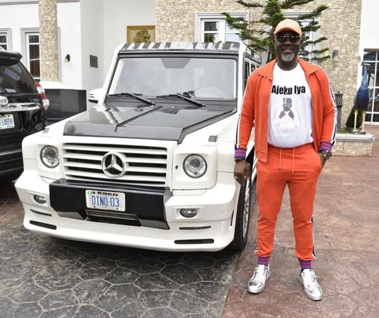 """Thank God That I Am Alive"""" Senator Dino Melaye Thank God After He Was Shot  At By Thugs While In His G-Wagon"""