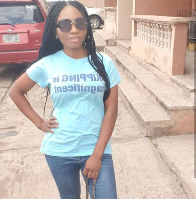 Actor Aki's beautiful Sister Pops Up On The Internet – Photos Joyce-chinwe2