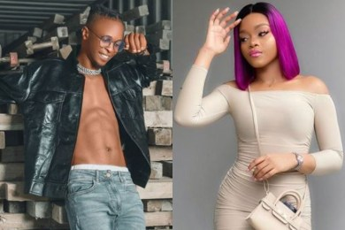 BBNaija star, Laycon allegedly in a Secret Relationship with Lilo