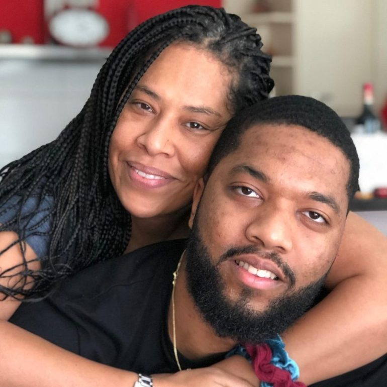 See The Photos Of The Alleged Baby Mama And Son Of The Late JJ Rawlings