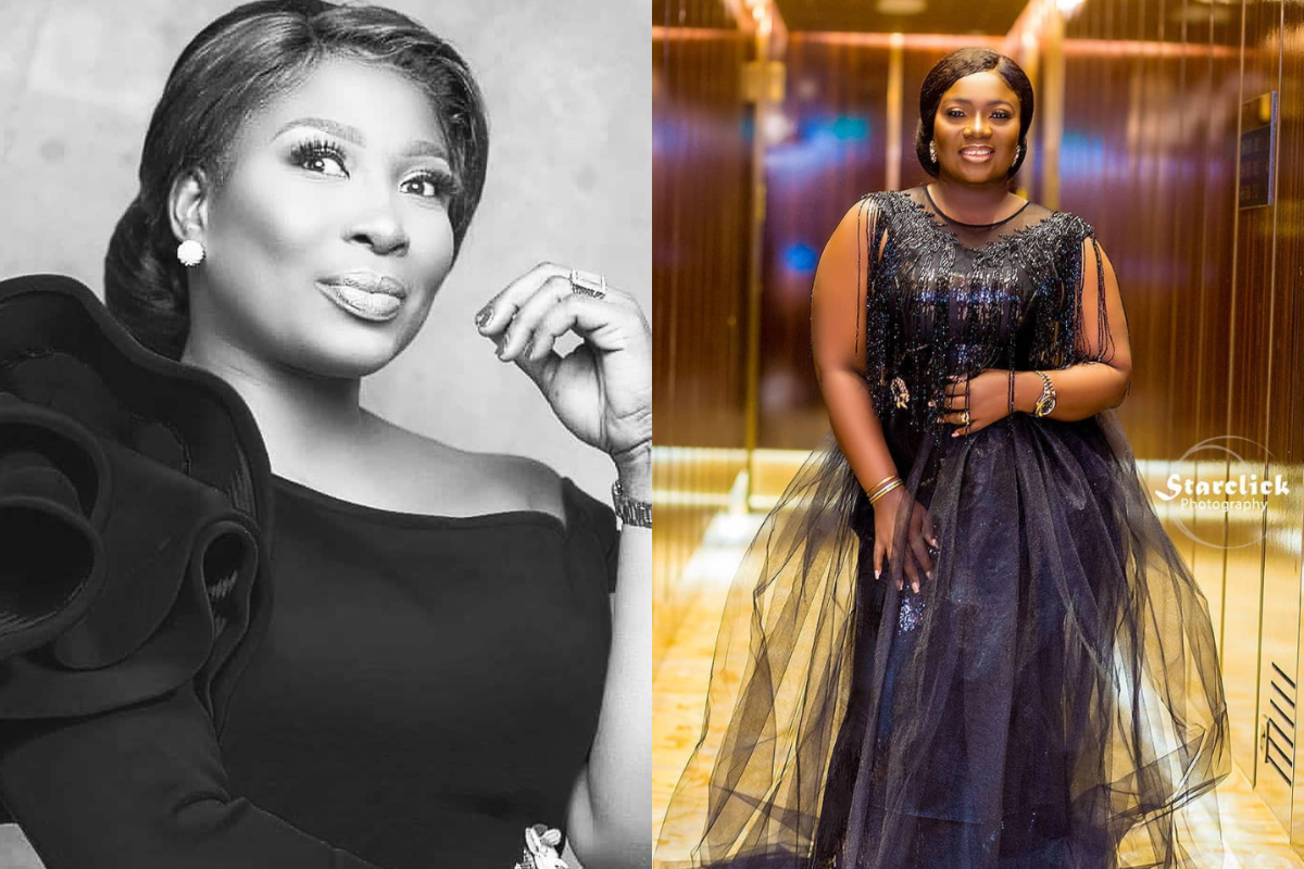 'Children Are A Blessing & God Gives Them In His Time' – Stacy Amoateng Sends Soothing Words To Gloria Sarfo After Suffering In The Hands Of A Troll