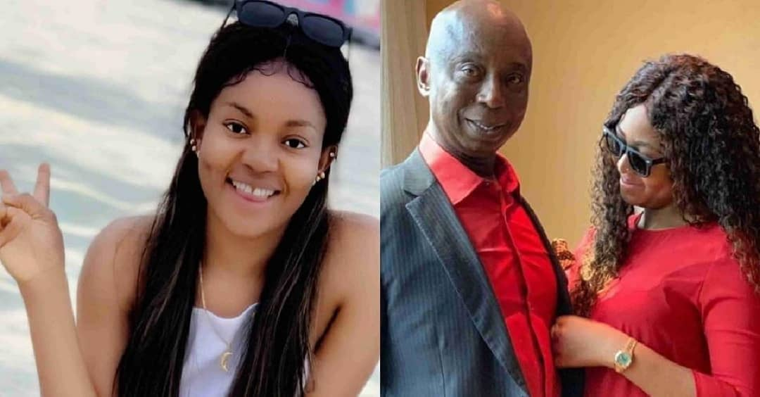 Remember Regina Daniels Former Best Friend Who Allegedly Tried To Snatch Ned Nwoko From Her? See How She Looks After She Was Sacked