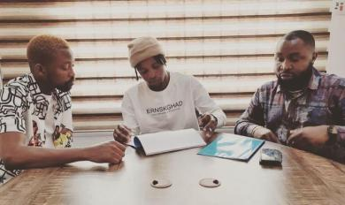 BBNaija star, Laycon Bags Another Endorsement Deal
