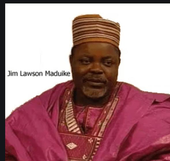 Veteran actor Jim Lawson Maduike Confirmed Dead
