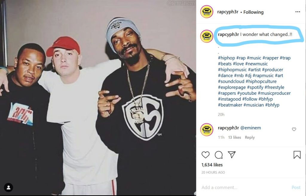 Snoop Dogg Suggests He Has No Beef With Eminem: 'We Good'