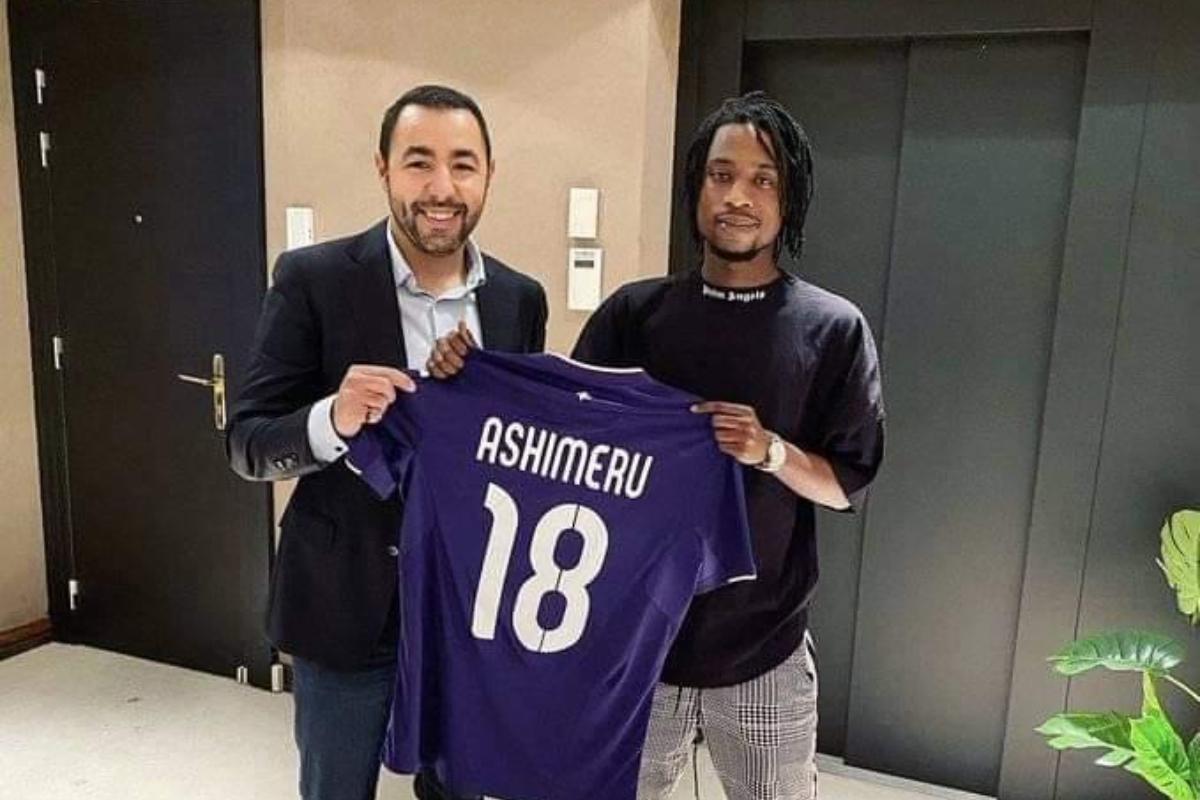 Ghana Midfielder Majeed Ashimeru Joins Anderlecht
