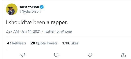 """I Should Have Been A Rapper"" – Actress, Lydia Forson"