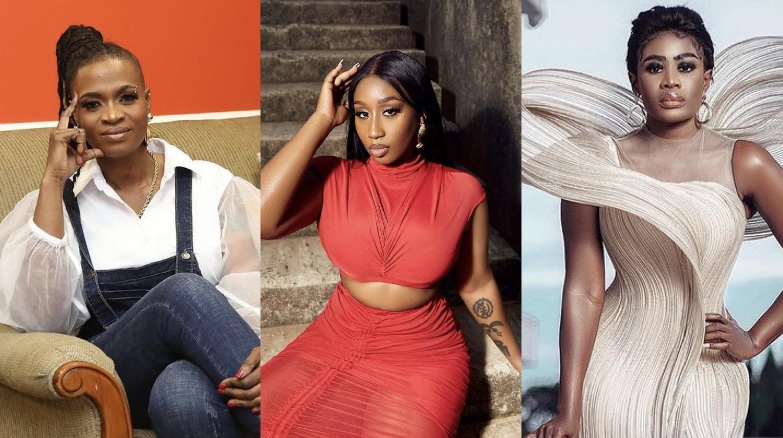 Foolish Woman'- Aisha Modi Starts Fresh War With Nana Akua Addo- Listen To Audio