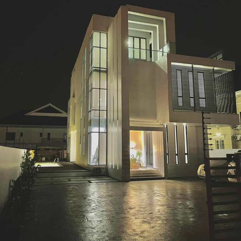 Don Jazzy Shows Off His New Mansion 2