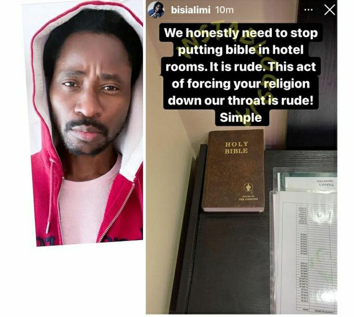 I Was Born Gay, Even In Death I Will Be Gay – Bisi Alimi Declares 2
