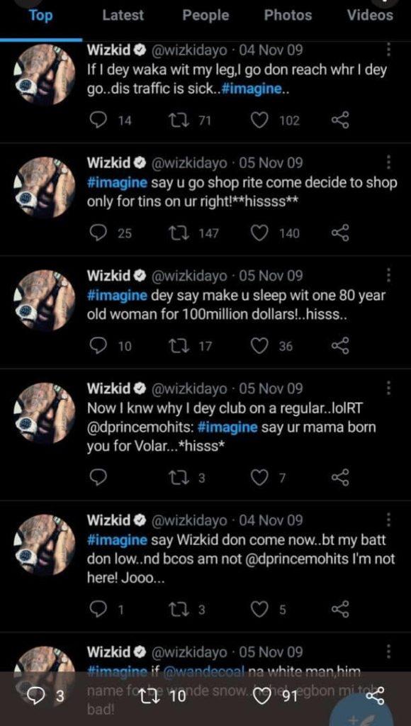 Does Wizkid Really Influences Davido?