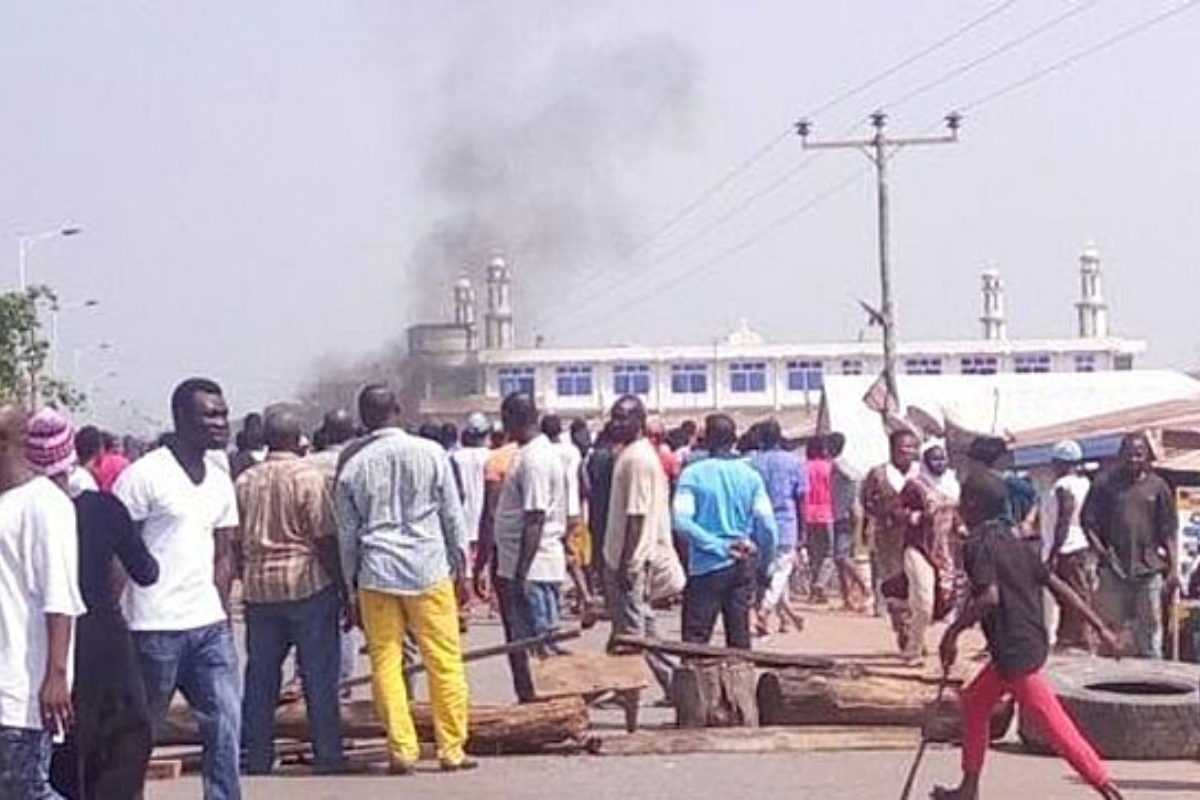 4 Persons Shot At Ejura As #FixTheCountry Protesters Clashes With The  Military Again