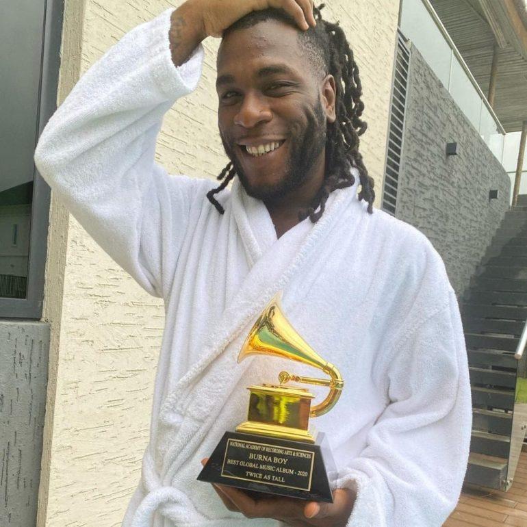 3 Huge Achievements Of Burna Boy That Shows He Is Above Davido & Wizkid Internationally
