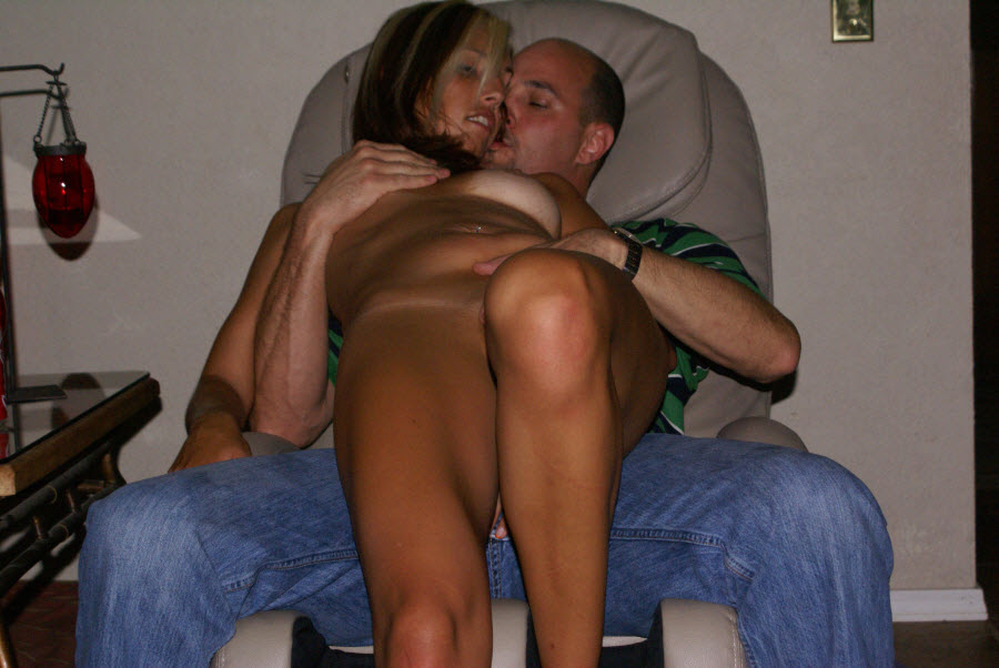 Wife gets felt up by a friend 7