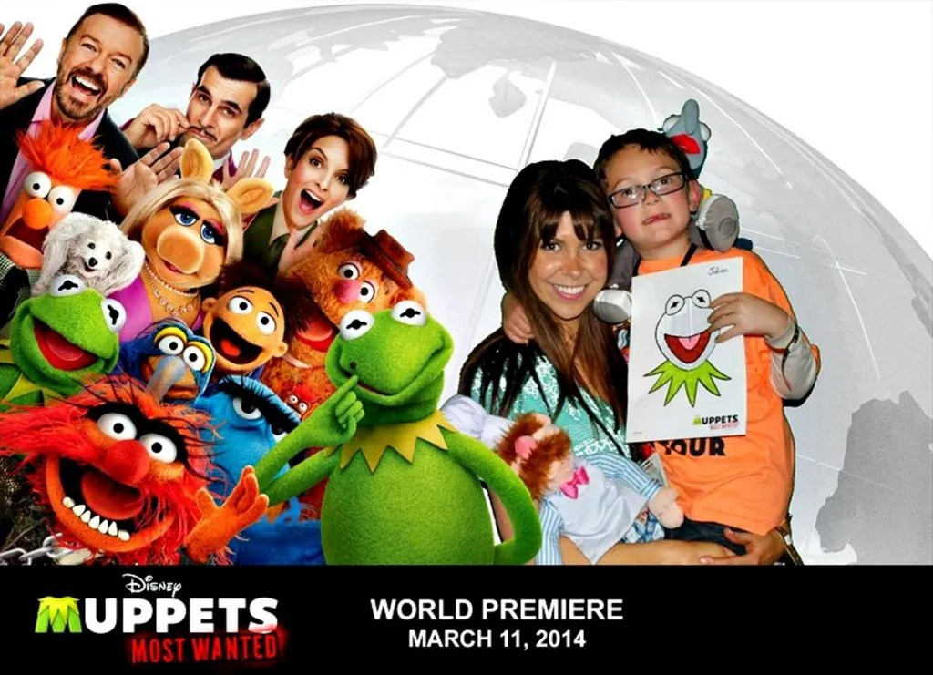 Behind The Scenes At The Muppets Most Wanted Premiere With