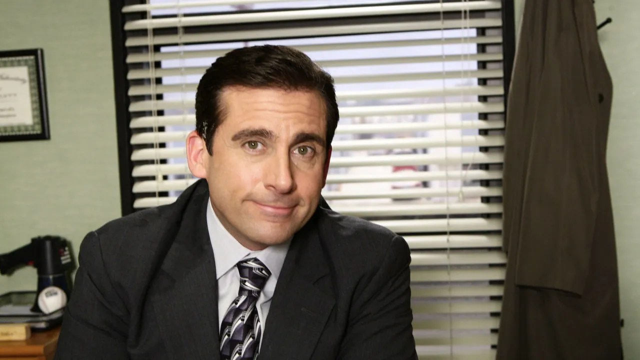 """Besides the many, many Michael Scott-isms, one of the most iconic features of The Office is it's melodic theme song (apologies for getting it stuck in your head for the foreseeable The original jingle was written by Jay Ferguson and performed by the Scrantones (for real), but Rainn Wilson—a.k.a. Dwight Schrute—is now revealing that the series almost had three drastically different tracks for its opening credits. Wilson writes in his new memoir, The Bassoon King, that """"many songs were being considered seriously""""—including """"Better Things"""" by the Kinks and """"Float On"""" by Modest Mouse. (Let's all pause for a second and imagine """"and we'll all float on, OK"""" accompanying those dreary images of Scranton, Pennsylvania.) But this was the top contender: """"The one we all wanted most of all was """"Mr. Blue Sky"""" by Electric Light Orchestra,"""" Wilson writes. """"It's a sensational song and its jubilant, upbeat refrain would have fit perfectly over the drab video of the opening credits."""" But """"Mr. Blue Sky"""" had to be scratched as an option after it was taken by LAX, another NBC show at the time. Enter the Jay Ferguson creation, which, let's face it, was clearly the best option. The Office without"""
