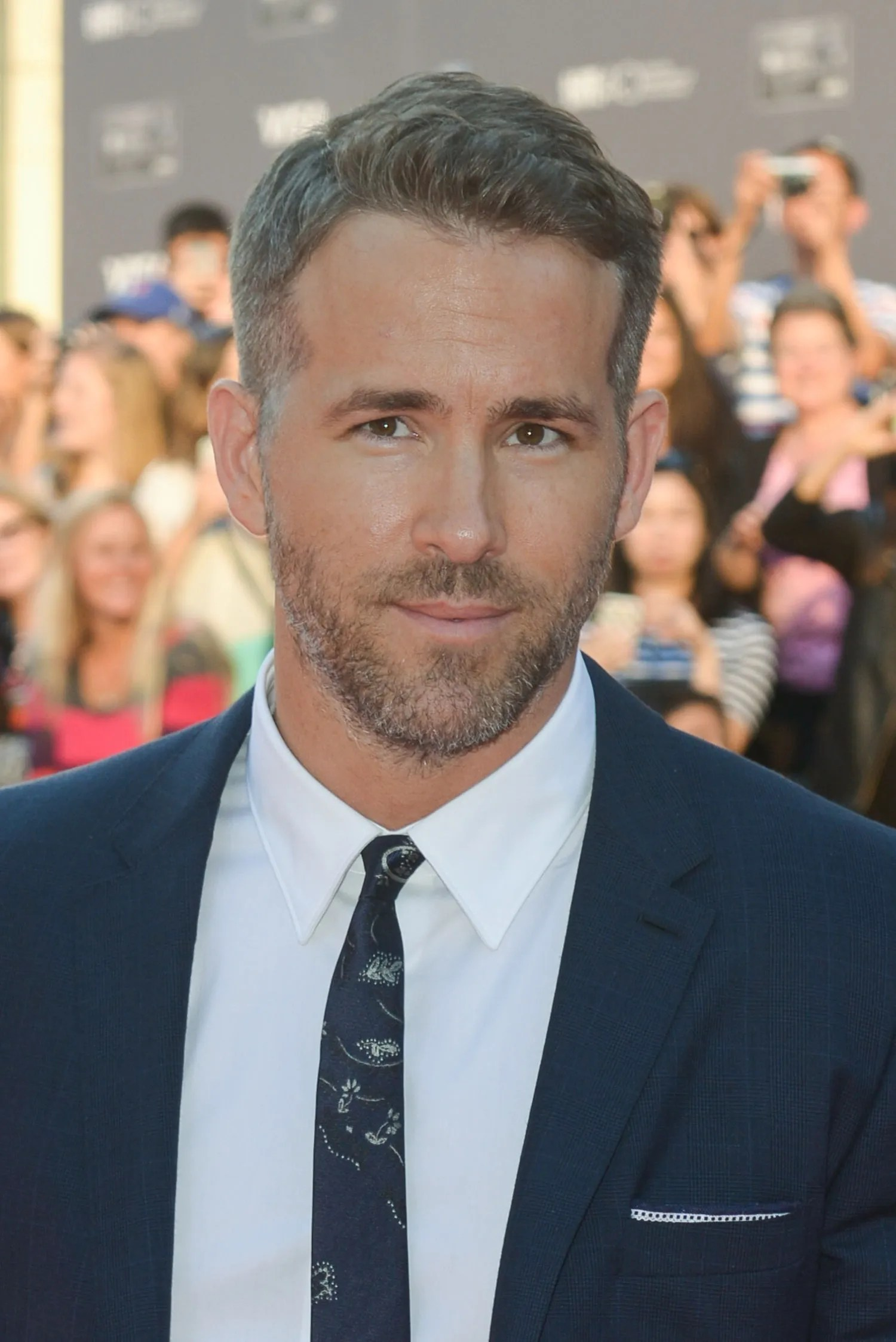 Youve Got To See Ryan Reynolds Latest Movie Makeover