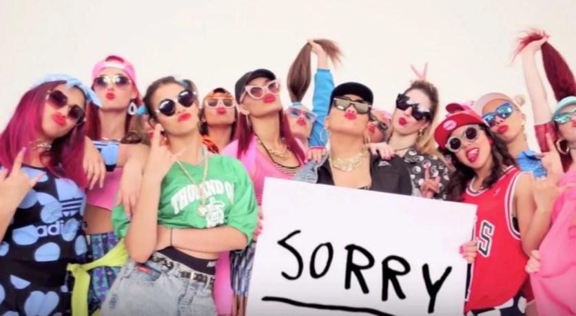 Bilderesultat for Justin Bieber - Sorry (PURPOSE : The Movement)