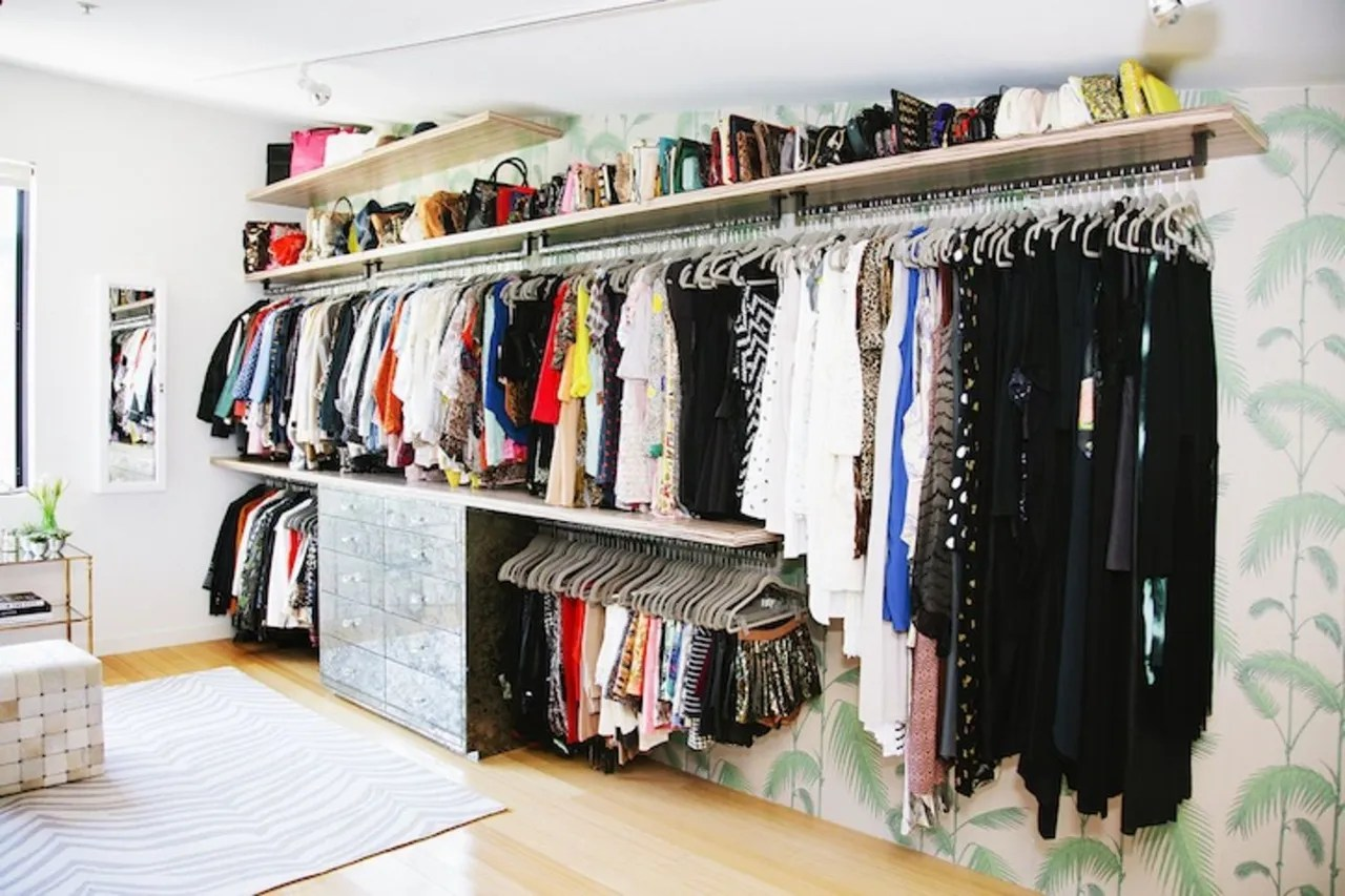 Boutiques Decorated Closets
