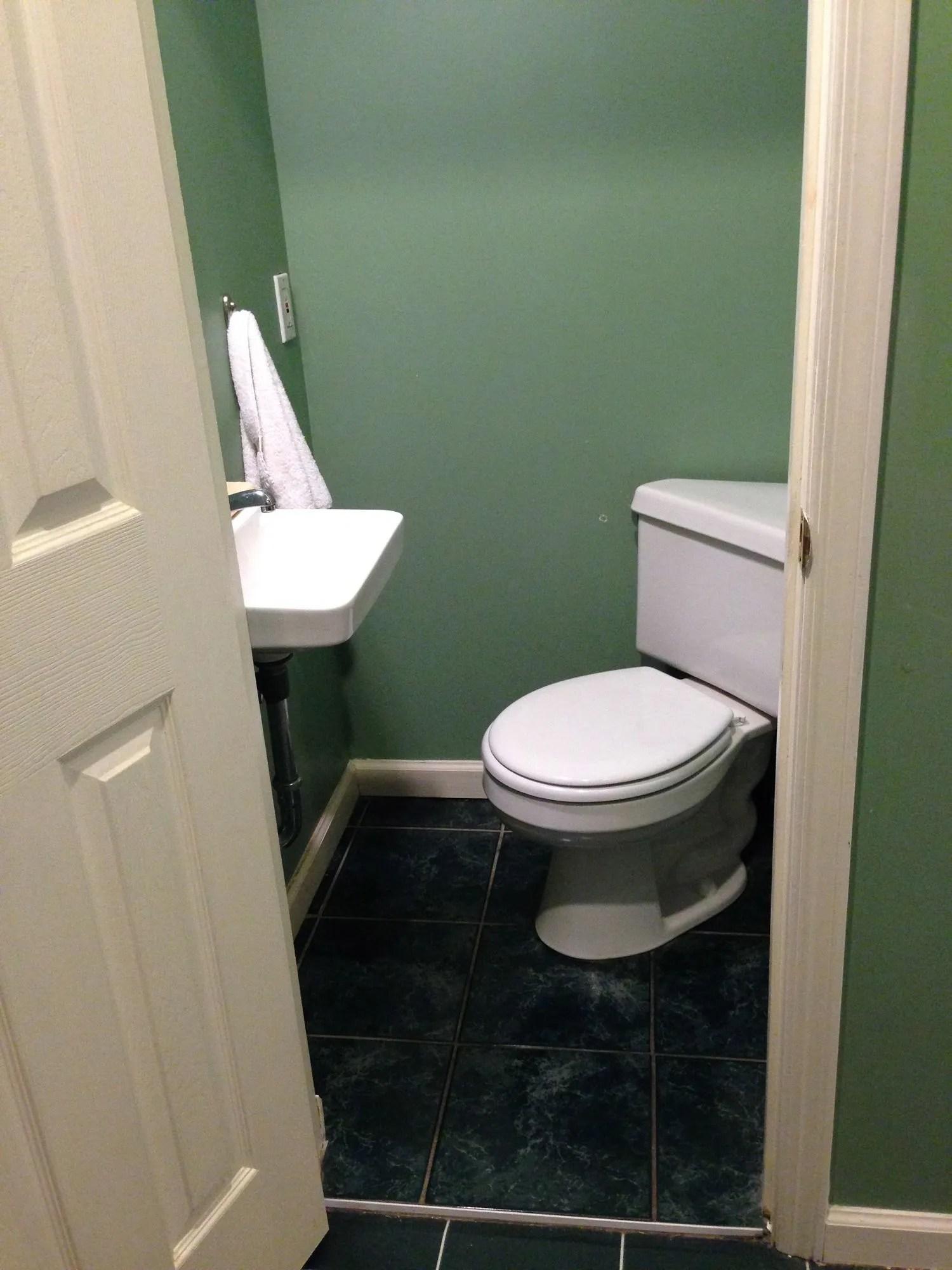A Peek Into the World's Tiniest Bathroom—and 6 Mirrors ... on Main Bathroom Ideas  id=37432