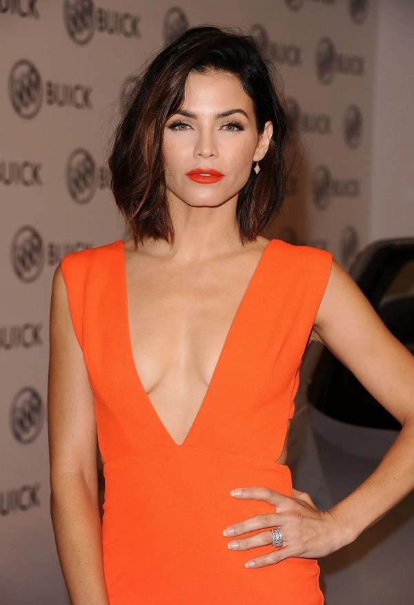 Jenna Dewan Tatum Shows Off the Babylights Hair Color ...