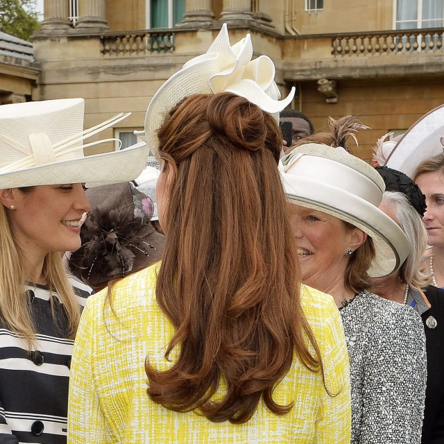 3 hat-hair combos to steal from kate middleton for the