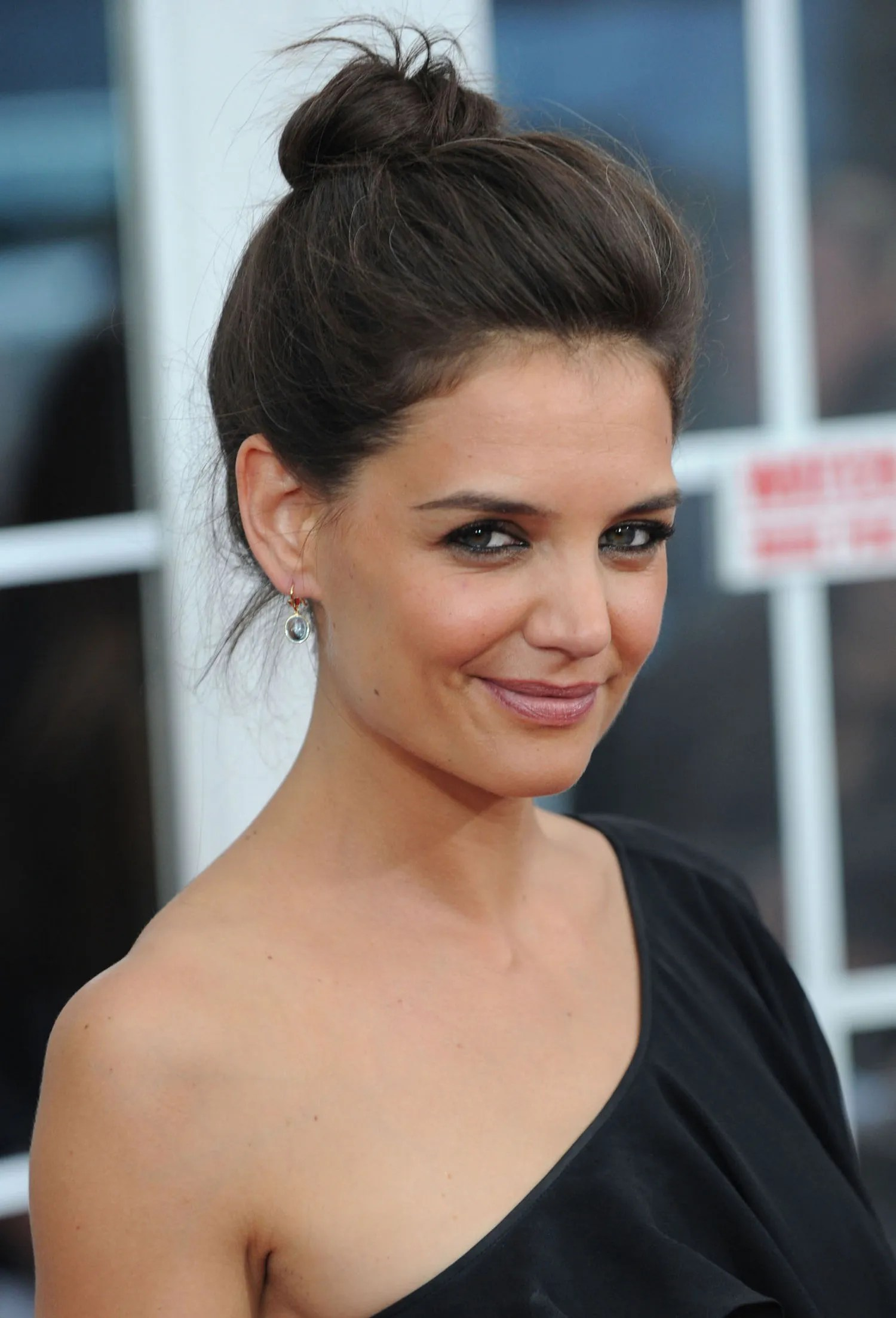 Watch Katie Holmes Show You How To Stop Stressing About