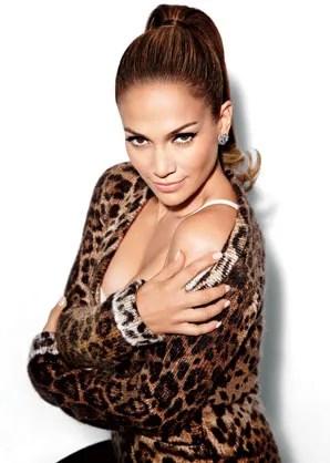 Jennifer Lopez Still Wild At Heart Glamour