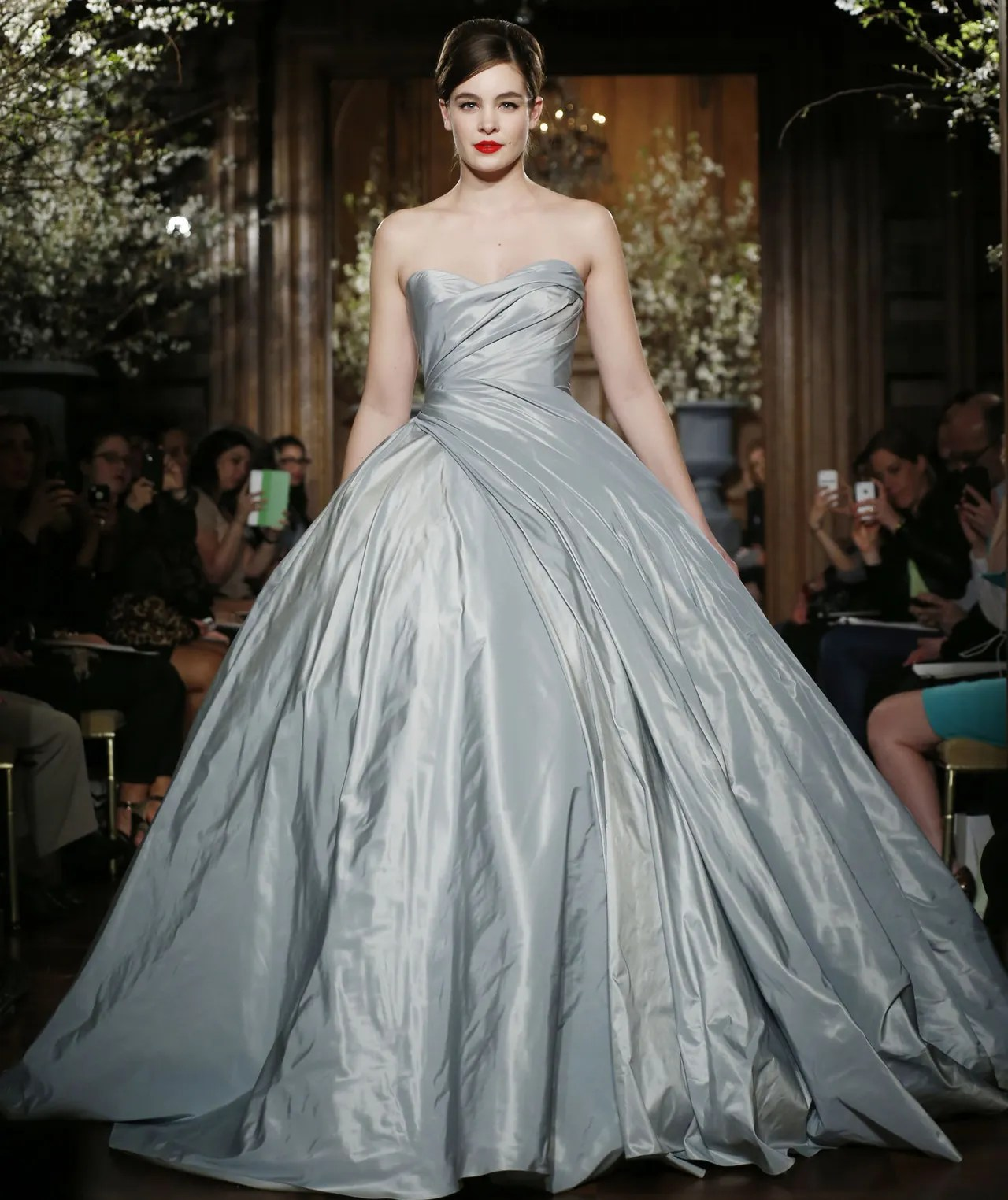 New Romona Keveza Wedding Dresses Starring Over The Top