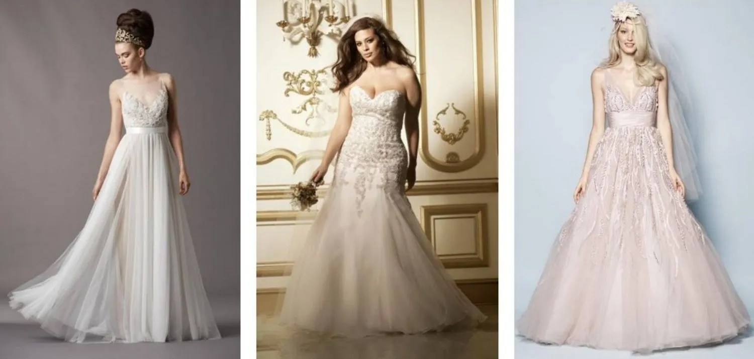 5 Crazy-Pretty Wedding Dresses From Watters And Wtoo. Who