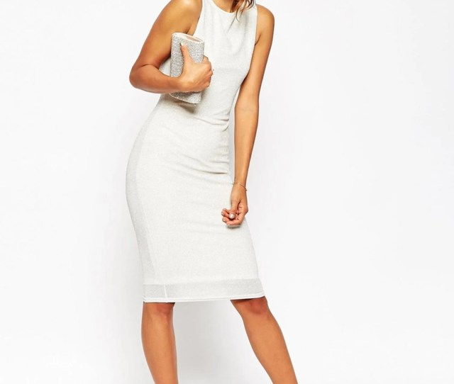 Can I Wear White To A Wedding Can Wedding Guests Wear White How To Wear White Glamour