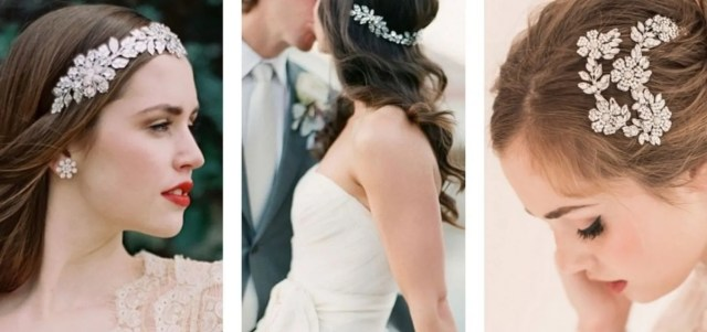 8 wedding accessories that give you major hair bling, no