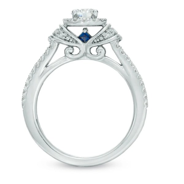 Move Over, Plain Diamond Halos: 3 New Ways to Wear ...