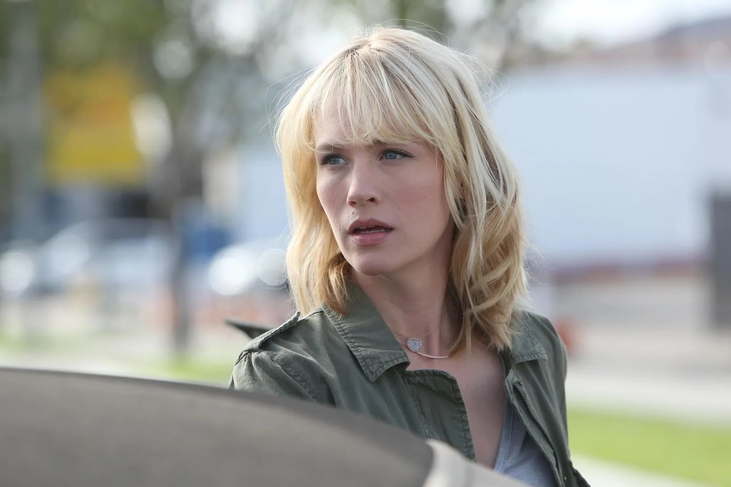 January Jones The Last Man On Earth Interview Glamour