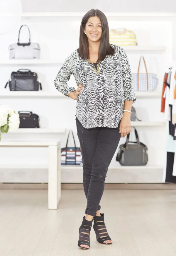 5 Tips on Maternity Style from Designer Rebecca Minkoff ...
