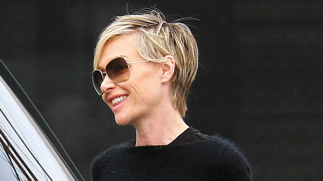 isn't portia de rossi's haircut the cutest? | glamour
