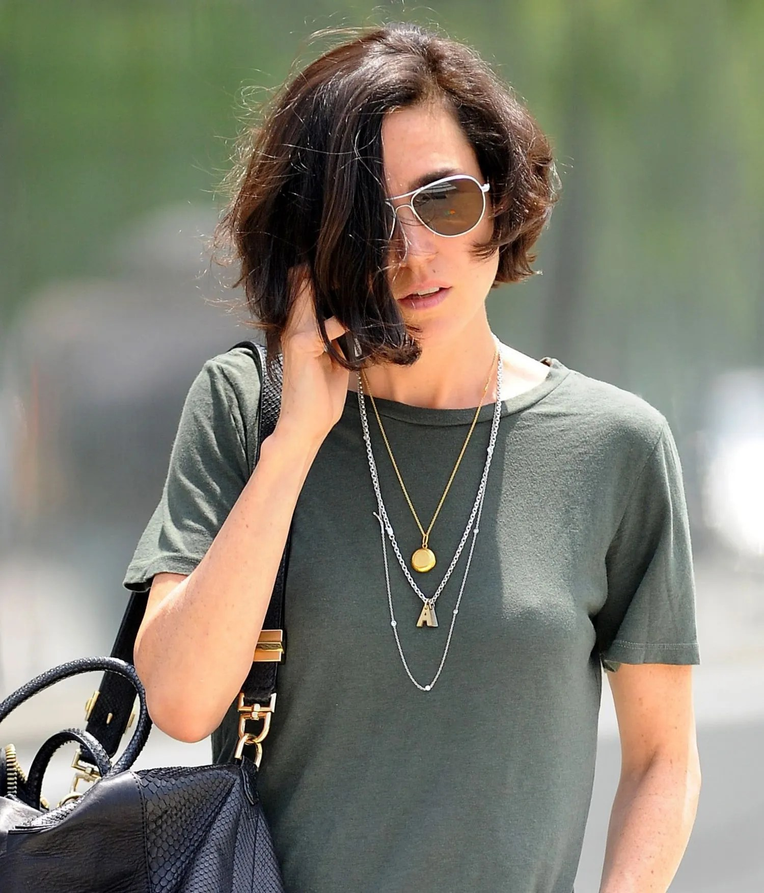 Jennifer Connelly Cut Off Her Hair What Do You Think