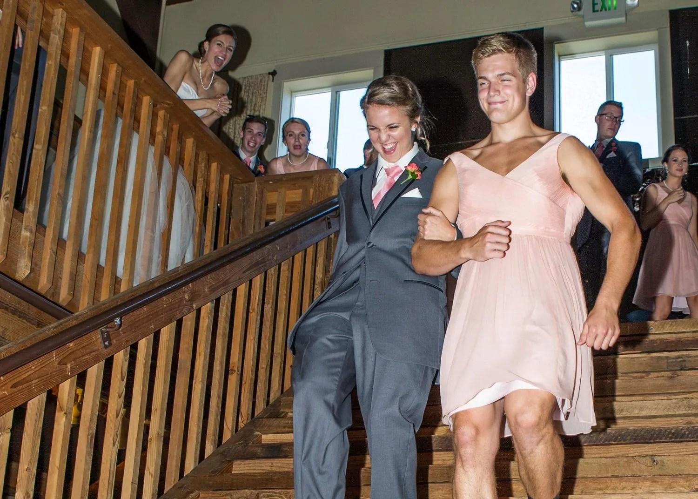 Unique Wedding Ideas: Wedding Party Introduction Ideas