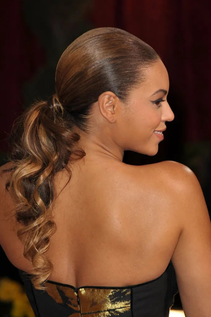 15 Ways To Dress Up Your Ponytail For A Party Glamour