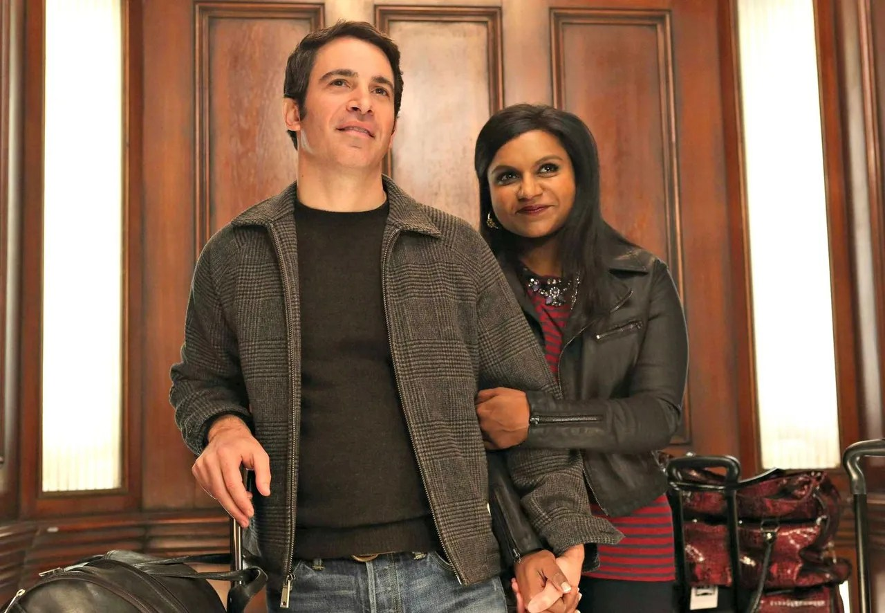 Chris Messina On Kissing Mindy Kaling And The Mindy