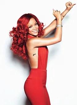 Rihannas Glamour Magazine Cover Interview Photo Shoot
