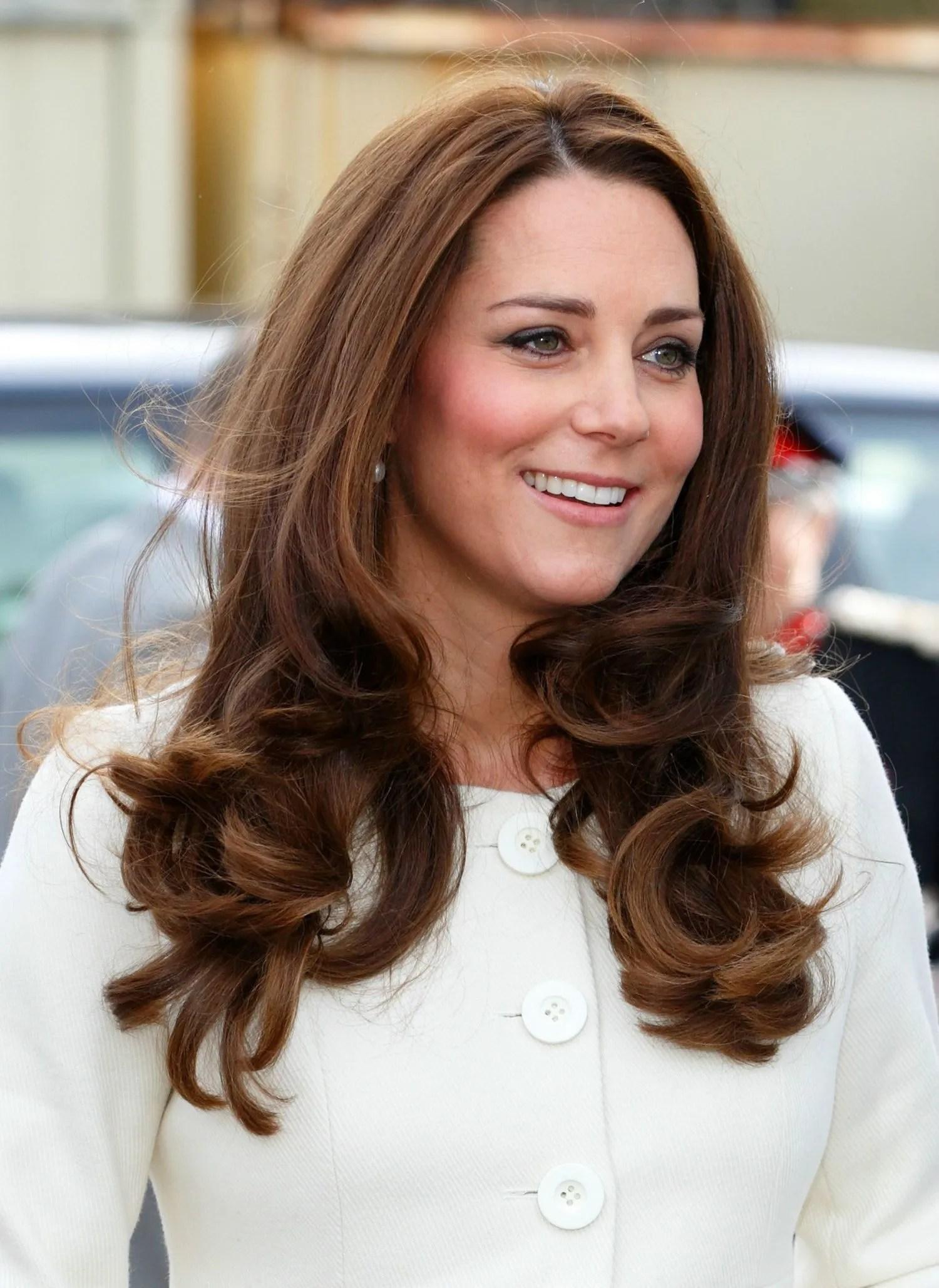Kate Middletons Makeup Should She Change Her Eyeliner
